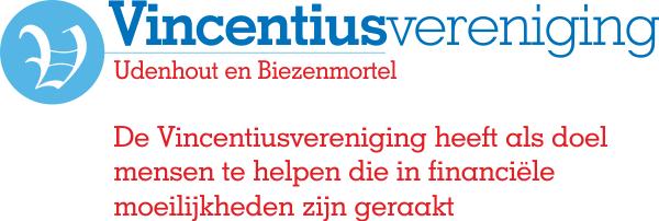 Vincentiusvereniging Udenhout en Biezenmortel Logo
